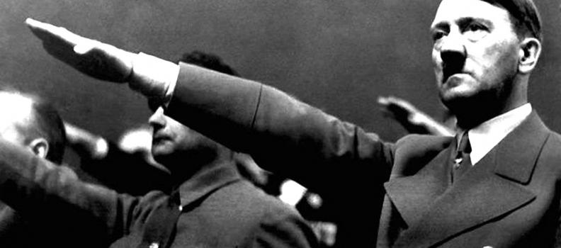 O discurso de Hitler